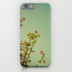 Vintage ribes plant iPhone 6s Slim Case