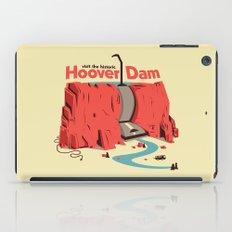 The Hoover Dam iPad Case