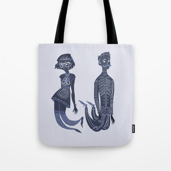 I think we work well Tote Bag