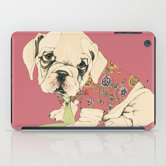 he would never do it, 2 iPad Case