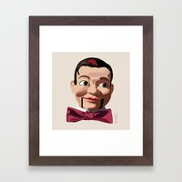 Mahoney Framed Art Print