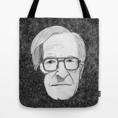 Cheer Up Chomsky Tote Bag