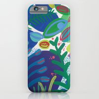 iPhone & iPod Case featuring Secret garden III by Milanesa