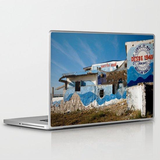 Puerto Azul, Mazatlan Laptop & iPad Skin