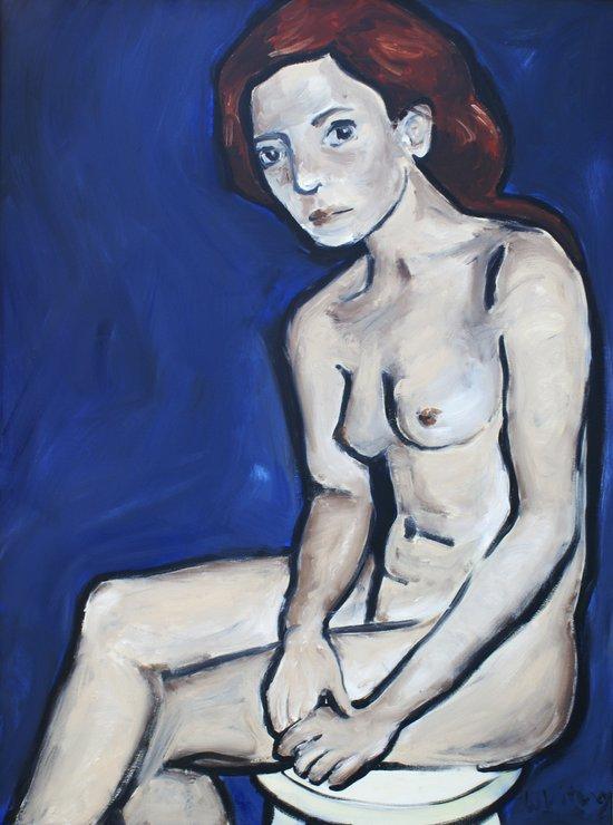 Modigliani Canvas Print