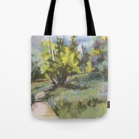 June In Colorado Tote Bag