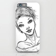 Marie iPhone 6 Slim Case