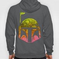 Star Wars  Colorful Boba… Hoody