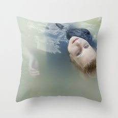 Styx Throw Pillow