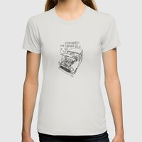 Mini Cooper Classic. Thought for being in a box 152 ft³. Womens Fitted Tee Silver SMALL