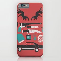 Supernatural iPhone 6 Slim Case