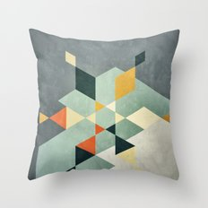 Shape_02 Throw Pillow