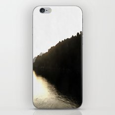 Shores Of Darkness iPhone & iPod Skin