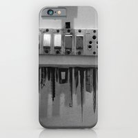 Switch On skyscrapers iPhone 6 Slim Case