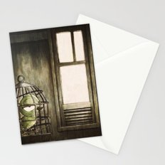 Le Samourai Stationery Cards