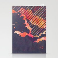 Red Sky In The Morning..… Stationery Cards
