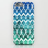 Triangle Tribal iPhone 6 Slim Case