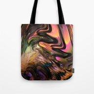 N77 Fractal Tote Bag