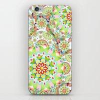Tapestry Mandala iPhone & iPod Skin
