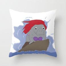 Sea Dreams Throw Pillow