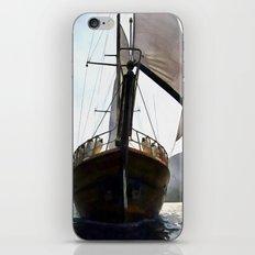 Gulet Under Sail iPhone & iPod Skin