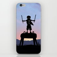 Robin Kid iPhone & iPod Skin