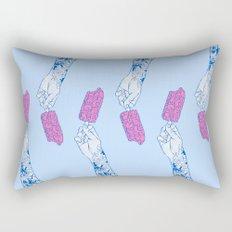 Brain ice cream! mmmmm  Rectangular Pillow