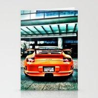 Muy Naranja Stationery Cards