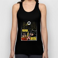 Fatman and Big Belly Unisex Tank Top