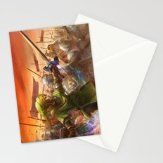 Legendary Battle  Stationery Cards