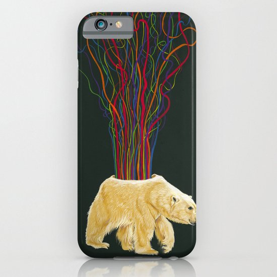 Magnetospheric S.O.S. iPhone & iPod Case