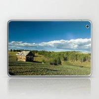 Rocky Mountain Rustic Laptop & iPad Skin