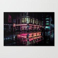 London Nights Canvas Print