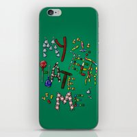 My Teeth Hate Me iPhone & iPod Skin