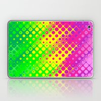 Confused Bubbles.  Laptop & iPad Skin