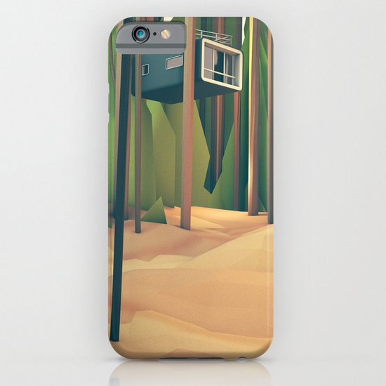 Treehouse iPhone & iPod Case