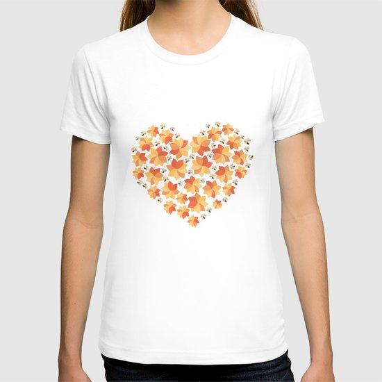 Denim Heart T-shirt