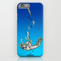 The Skydiving Mummy iPhone 6 Slim Case