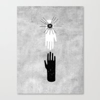 Return From The Stars #1 Canvas Print