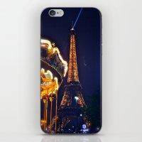 City of Dreams iPhone & iPod Skin