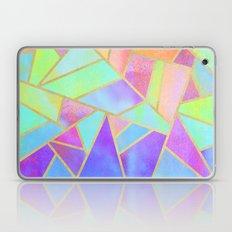 Rainbow Stone Laptop & iPad Skin
