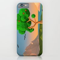 iPhone & iPod Case featuring The apple tree by Mariana Biller