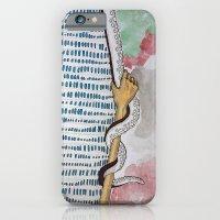 Demons Detail iPhone 6 Slim Case