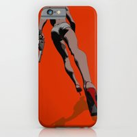 iPhone & iPod Case featuring Girl by Misha Dontsov