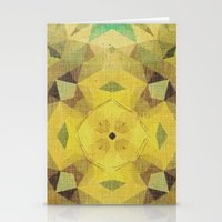 moss piñata Stationery Cards