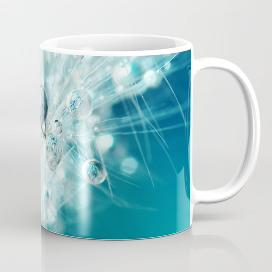 Dandy Starburst in Blue Mug