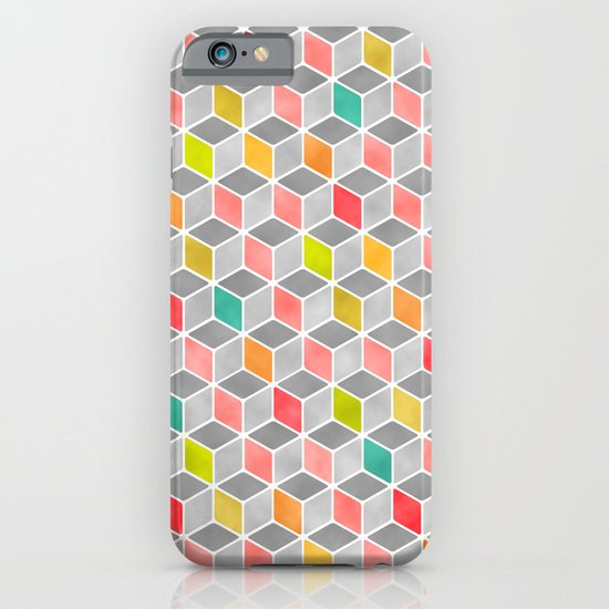 Block Party Bright iPhone & iPod Case