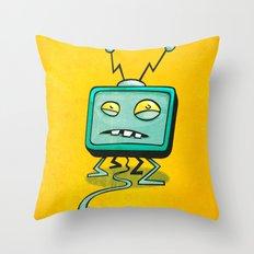 Edna TV Throw Pillow
