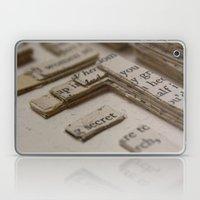 Book Art Maze 2 Laptop & iPad Skin