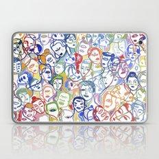 Ephemeral Laptop & iPad Skin